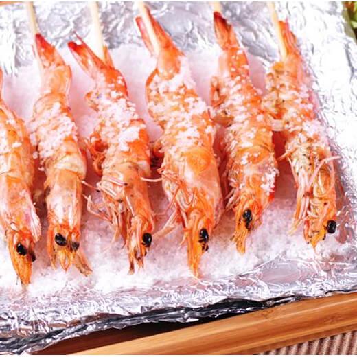 面包机版盐焗虾