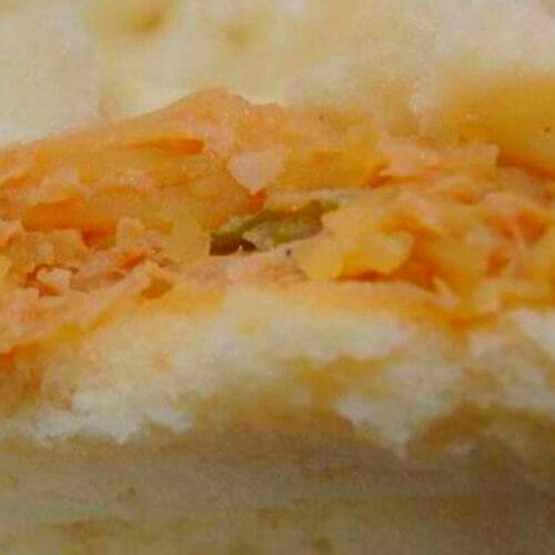 香瓜土豆丝包子