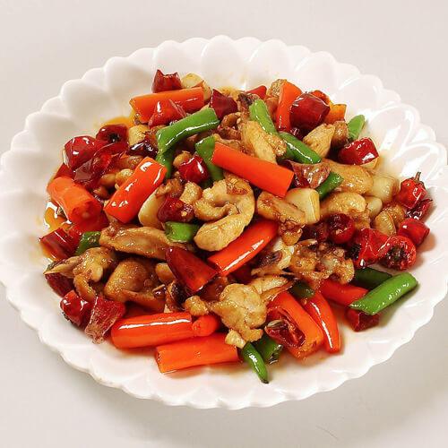 有特色的辣椒炒肉