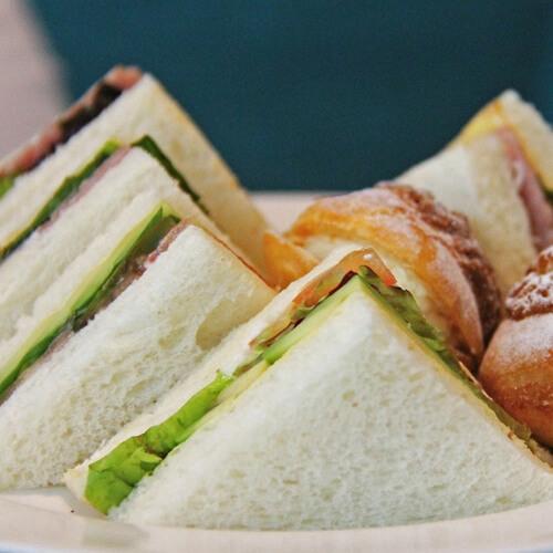自制春游三明治