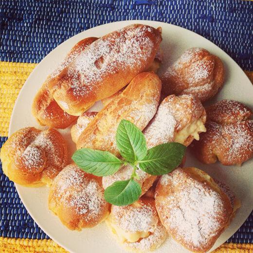 桃子冰皮月饼