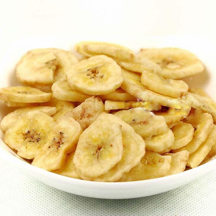酸香脆香蕉干(烘干机版)