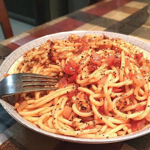 自制意式番茄肉酱
