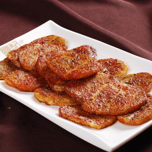 烧烤味烤土豆片