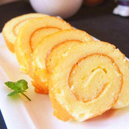 色拉蛋糕卷