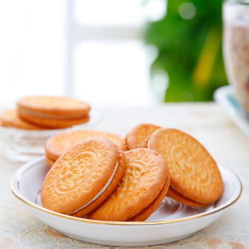 淡奶油饼干