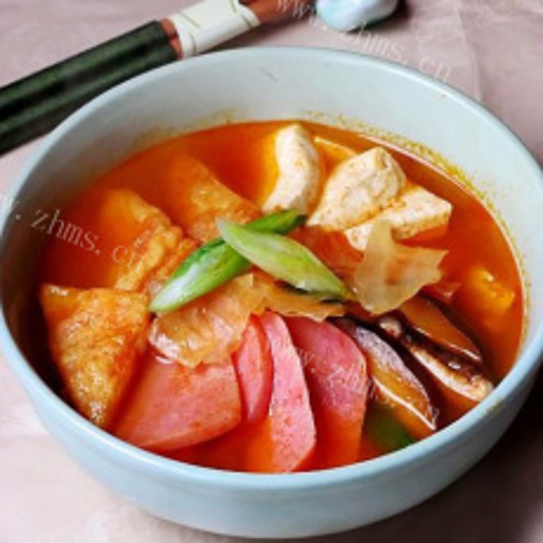 超级好吃的泡菜汤