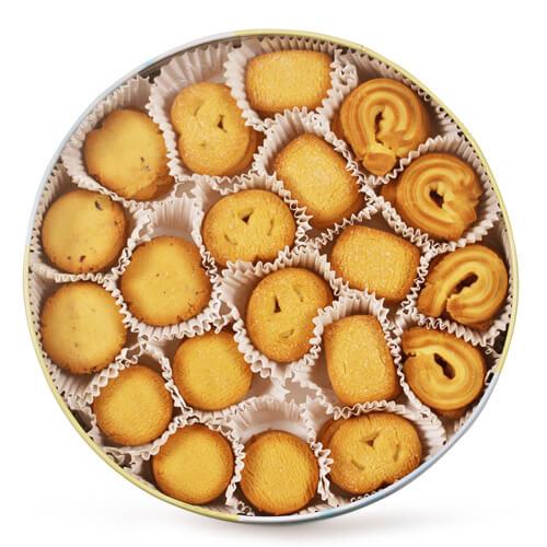 巧克力星星饼干