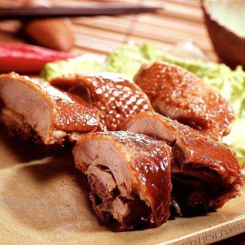 竽叶香酥鸭