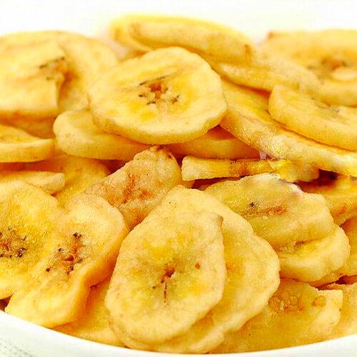香脆香蕉干(烘干机版)