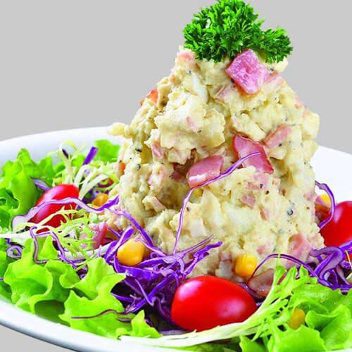 在家做的土豆沙拉
