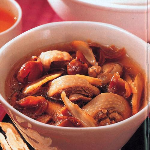 花旗参瘦肉炖汤