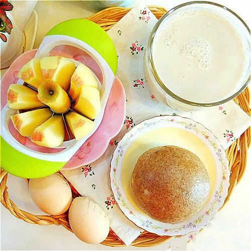 苹果豆浆(家庭版)