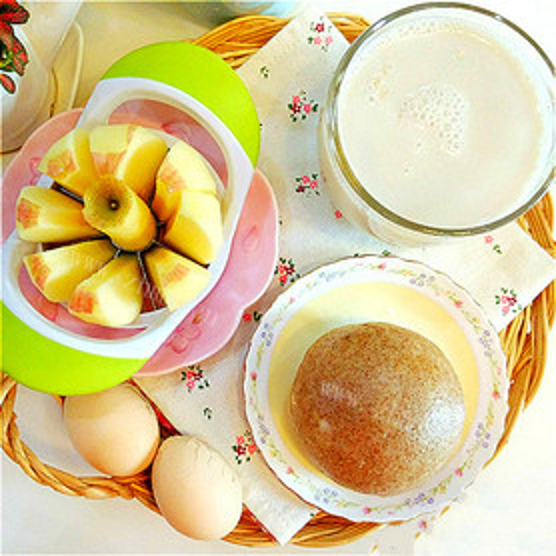 苹果豆浆(原创)