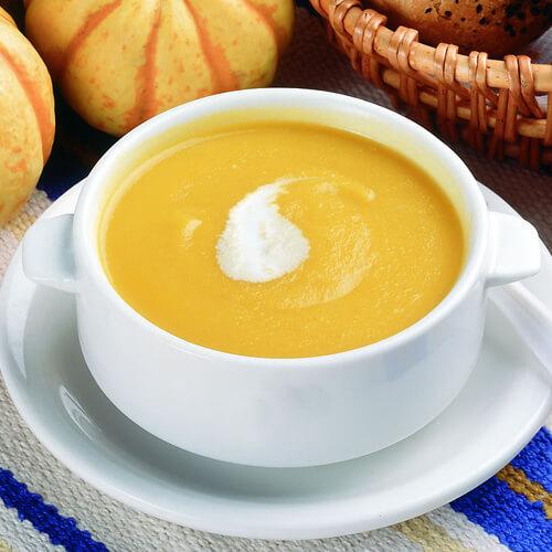 低脂南瓜浓汤