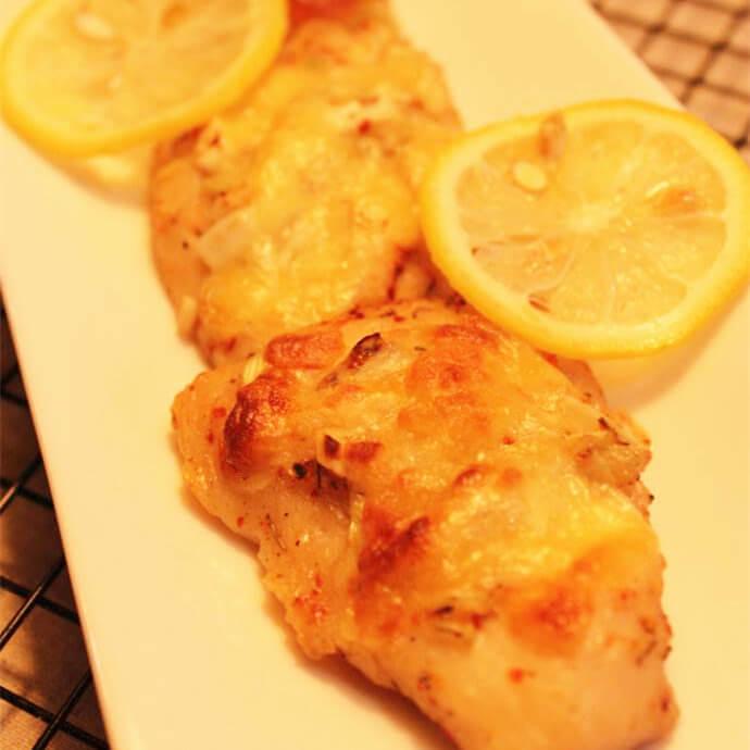 意式烤龙利鱼