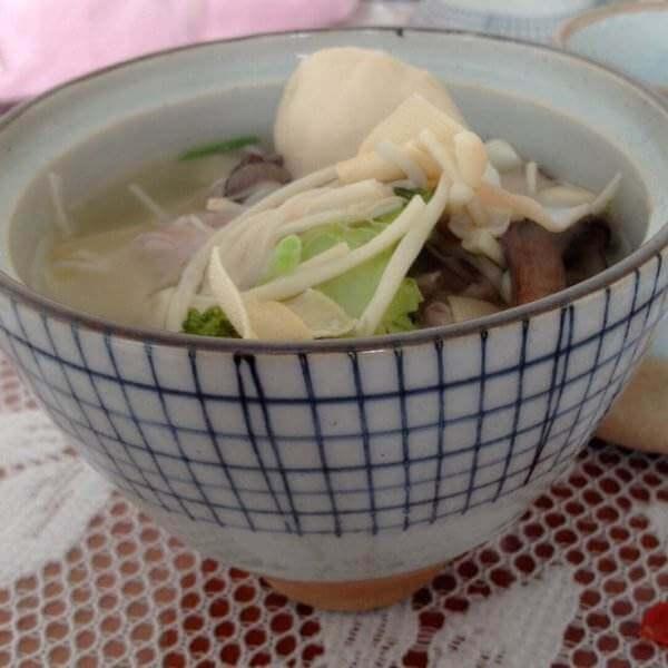 三鲜汤河粉
