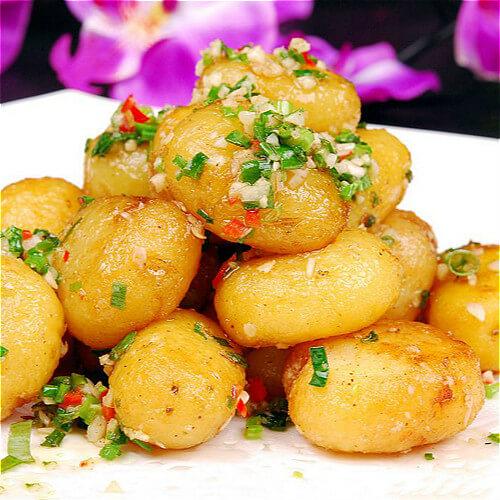地中海烤马铃薯