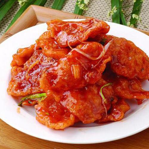 锅包肉(咸口)
