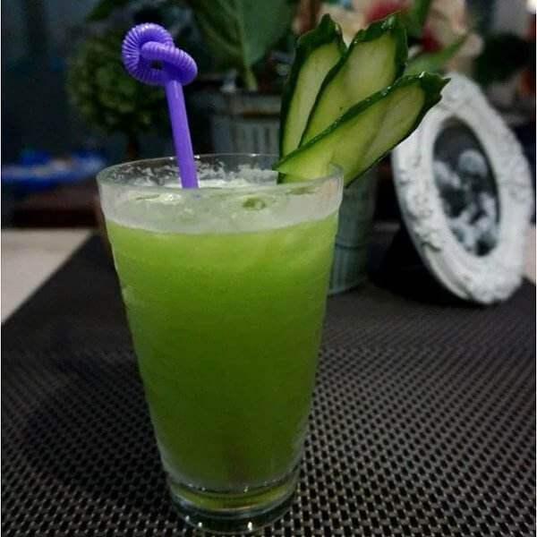 美味黄瓜汁