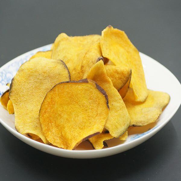 奶香红薯片