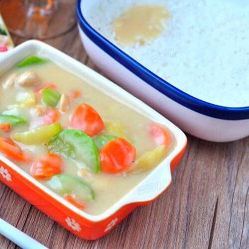 西式奶香炖菜