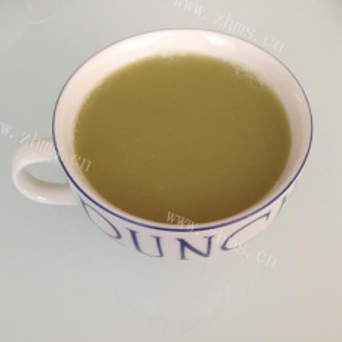 好喝的翡翠豆浆