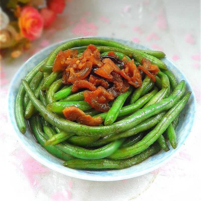 美味炒长豆