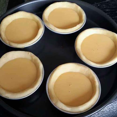 简单的蛋挞皮的做法