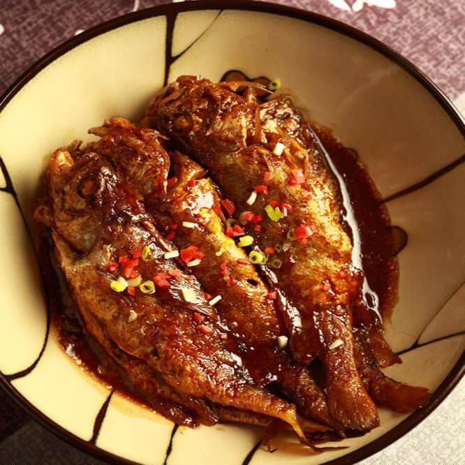 干椒炖鲤鱼