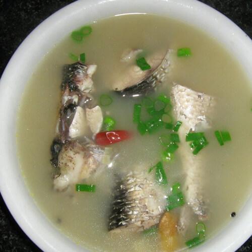 自己做的清炖鱼