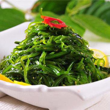 凉拌黄瓜裙带菜