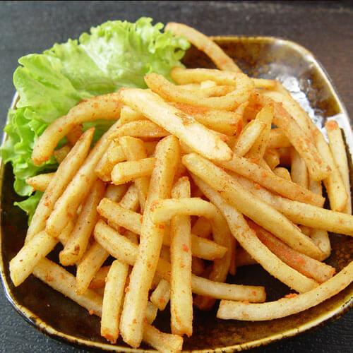 健康美食-薯条