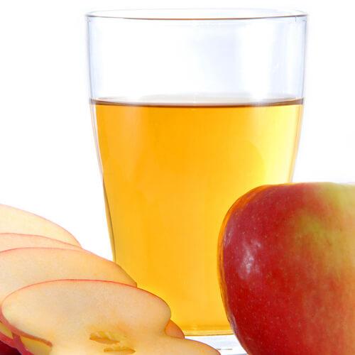 鲜榨香蕉橘子苹果汁