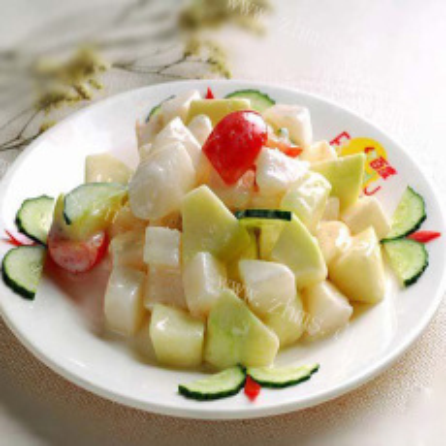 健康的减肥沙拉