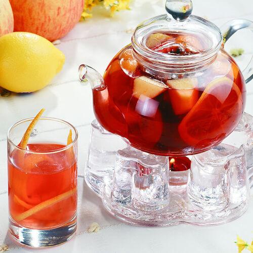 美味的水果茶