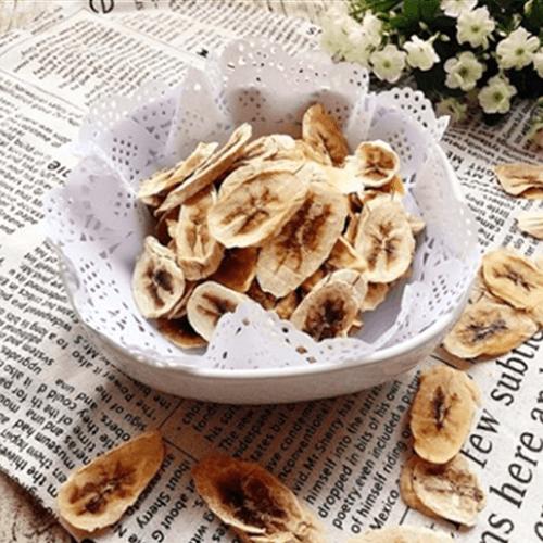 美味零食香蕉干(烘干机版)