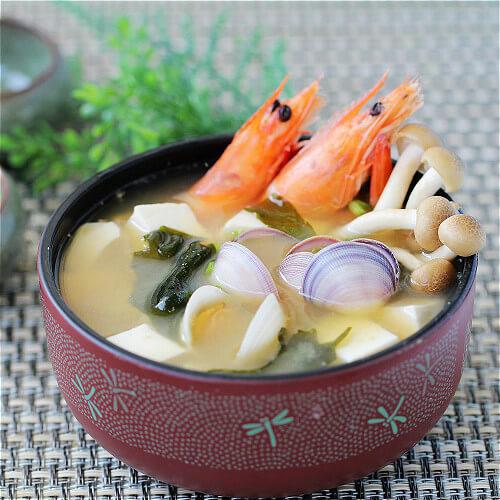 美味味增汤