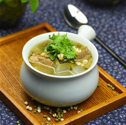 冬瓜薏米棒骨汤