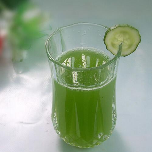 鲜榨苦瓜汁