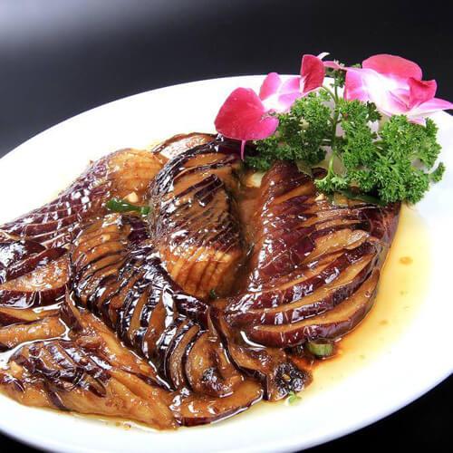微波酱香三文鱼