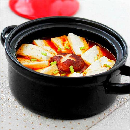 美味韩式辣豆腐