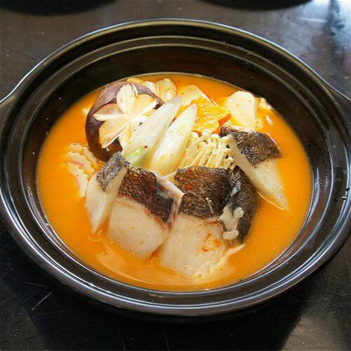 25分钟制作橙色鳕鱼