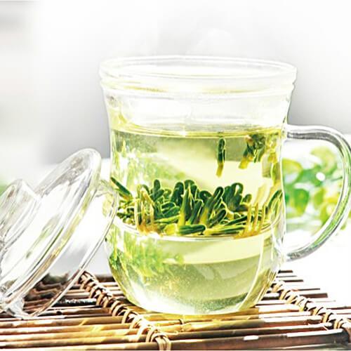 好吃又美味的莲子心茶