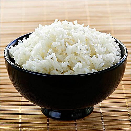 香喷喷的微波炉蒸米饭