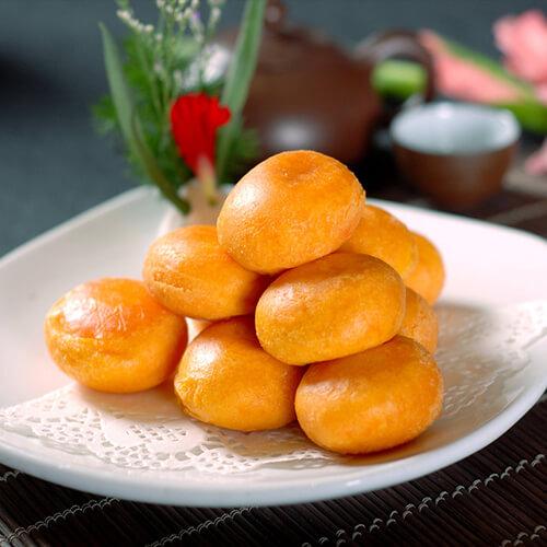 清新南瓜软饼