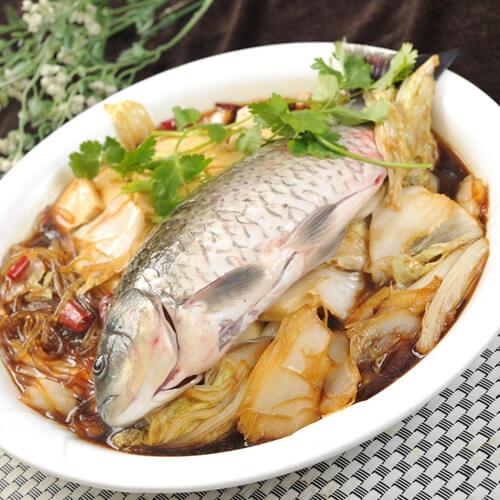 鲜香得莫利炖鱼