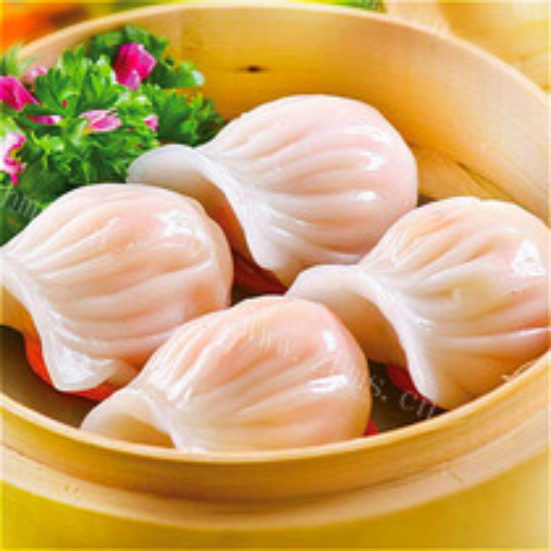 鳕鱼水晶虾饺