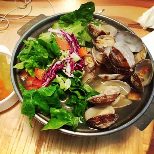 【美味可口】蔬菜汤
