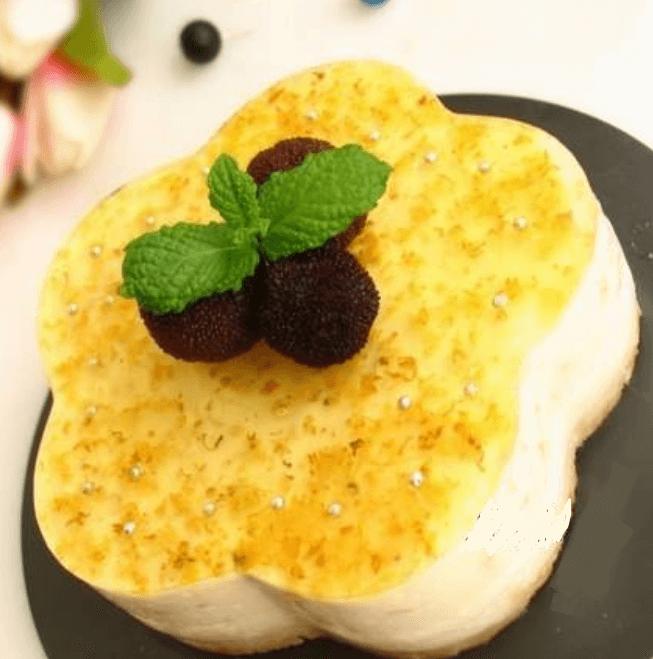 糖桂花蛋饼